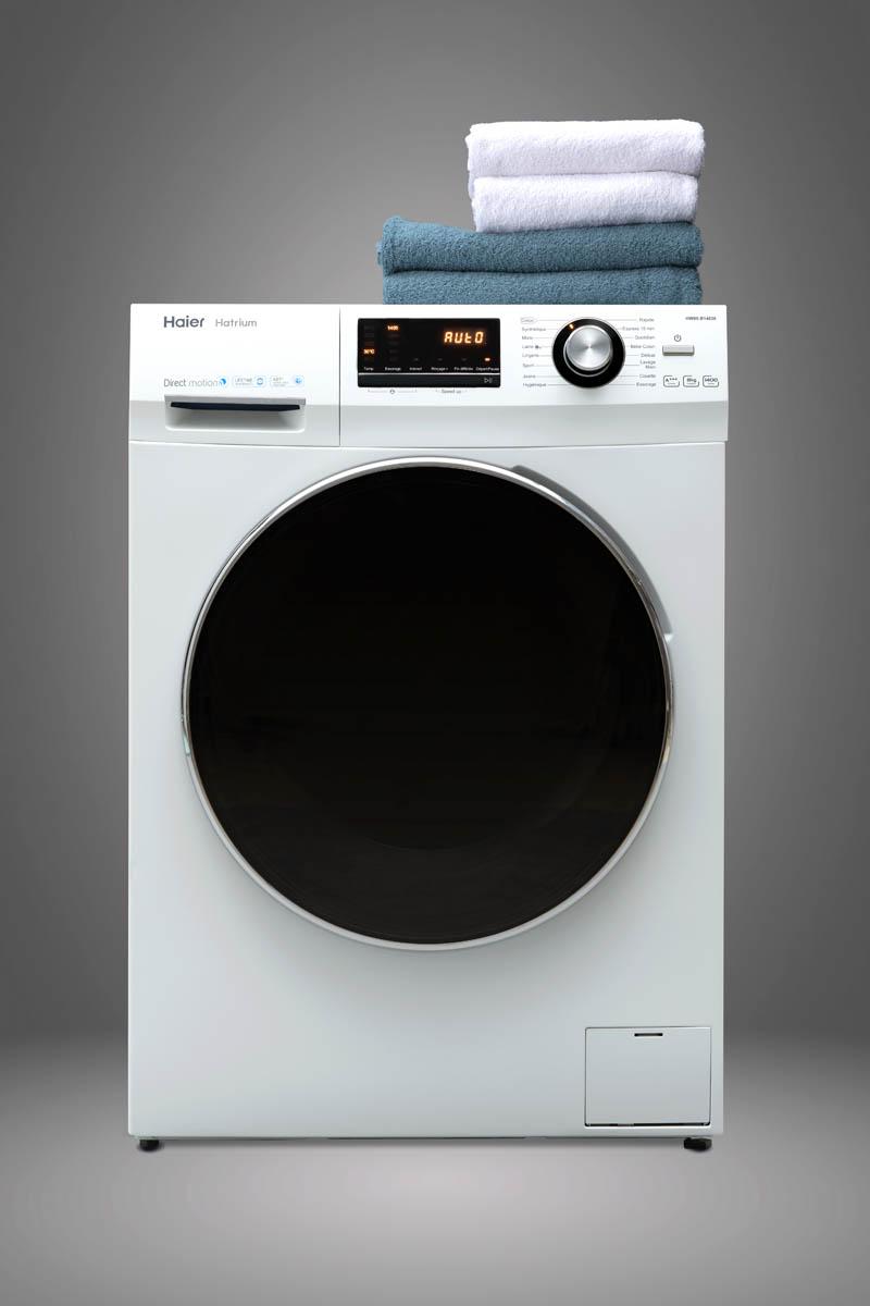 haier lave linge hw80 b14636 d couvrez ici toute notre gamme. Black Bedroom Furniture Sets. Home Design Ideas